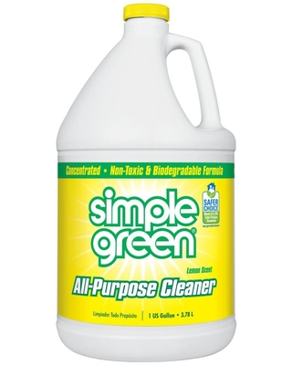 Simple Green 1 Gal. Lemon Scent All-Purpose Cleaner (Case of 4)