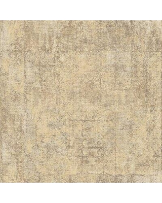 """Galerie Wallcoverings Mottled 33' L x 21"""" W Wallpaper Roll GALW1060 Color: Gold"""