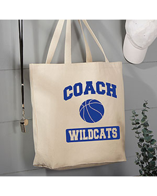 Large Canvas Tote Bag For Coach