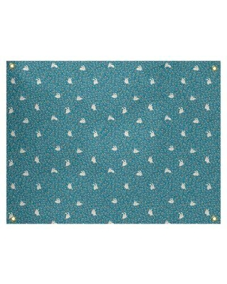 New Deal For Latitude Run Avicia Bunny Rabbit By Katelyn Elizabeth Tapestry Location Indoor Outdoor Polyester In Blue Size 51 5 H X 60 5 W Wayfair