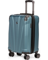a17eae626 Winter Shopping Special  Ivory Ella 20 Hardside Suitcase - Blue   Pink