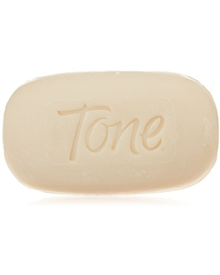 Tone Bath Bar Soap, Original Scent With Cocoa Butter, 4.25 Ounce Bars, 8 Count