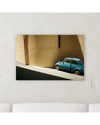 """East Urban Home 'When in Italy' Photographic Print on Wrapped Canvas BF059774 Size: 30"""" H x 30"""" W x 2"""" D"""
