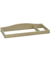 Baby Cache Montana Changing Table Topper BF181398 Color: Driftwood