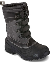 The North Face Youth Alpenglow IV Boot - 10 - TNF Black / TNF Black