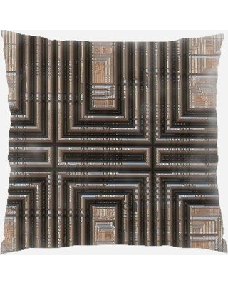 East Urban Home Seamless Throw Pillow W000383595 Location: Indoor
