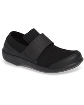 TRAQ by Alegria Qwik Sneaker, Size 6-6.5Us in Flurry Black at Nordstrom