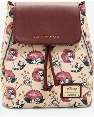 1c875ecde08 Loungefly Disney The Aristocats Marie Convertible Mini Backpack - BoxLunch  Exclusive
