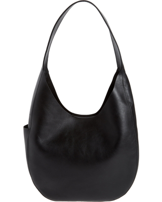 Madewell The Oversized Shopper Bag - Black