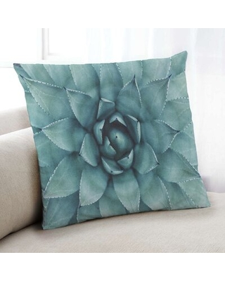 Plants Leaves 40 Throw Pillow Floral Throw Pillow