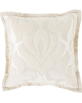 "Astoria Grand Bayly Throw Pillow Cover ASTG4031 Size: 20"" H x 20"" W x 1"" D, Color: Pink\Neutral"