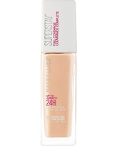 Maybelline Super Stay Full Coverage Foundation Natural Ivory- 1 fl oz, Natural Ivory