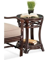 Braxton Culler Manchester End Table 1919-122/ Color: Natural