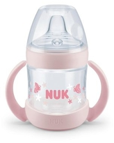 NUK® Simply Natural® 5 oz. Learner Cup in Pink