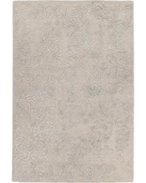 """Rosdorf Park Boothby Hand-Tufted Pink/Gray Area Rug ROSP6133 Rug Size: 7'9"""" x 10'6"""""""