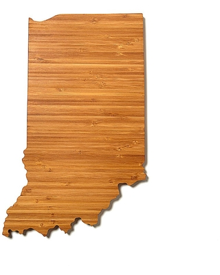 Indiana - State Cheese Boards