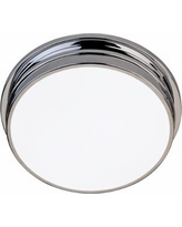 "Roderick Collection Chrome 13 1/2"" Wide Ceiling Light"