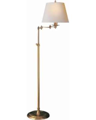 Visual Comfort and Co. Studio Vc Candle Stick 47 Inch Reading Lamp - S 1200HAB-NP