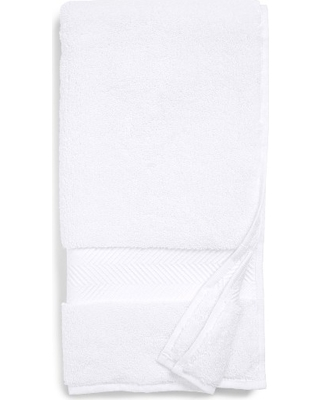 Nordstrom At Home Hydrocotton Bath Towel, Size One Size - White