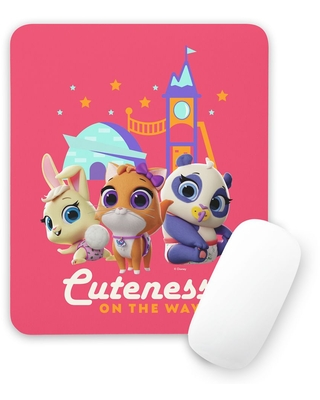 T.O.T.S. ''Cuteness On the Way'' Mousepad Customized Official shopDisney