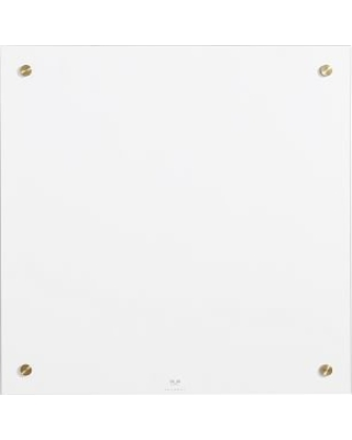 Don\'t Miss This Bargain: Acrylic Gallery Frame, Brass - 30X30