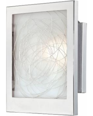 Paola Wall Sconce, White