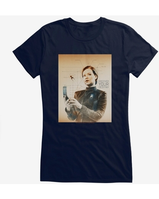 Star Trek Discovery: Tilly Discover Your Destiny Girls T-Shirt