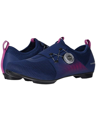 New Deal for Shimano IC5 Indoor Cycling Shoes (Purple) Women's Cycling Shoes