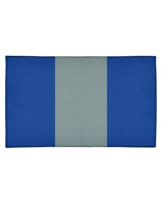 Don T Miss Deals On East Urban Home Dallas Football Stripes Poly Blue Area Rug Fcls3140 Rug Size Rectangle 9 X 12