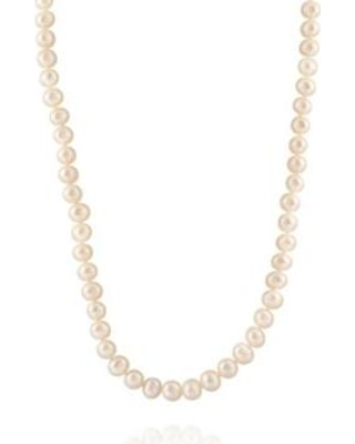 Belk & Co. Yellow Freshwater Pearl Strand Necklace