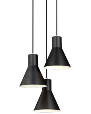 Byers 3 - Light Cluster Cone Pendant