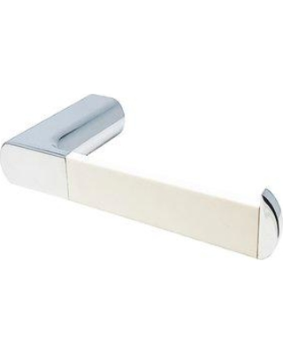 WS Bath Collections Mito Wall Mount Toilet Paper Holder Mito A2025B Finish: White Soft Touch