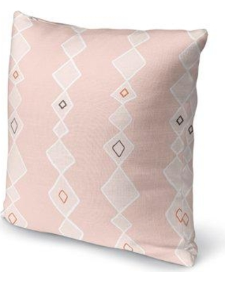 """Union Rustic Mixon Accent Cotton Throw Pillow BF160241 Size: 18"""" x 18"""""""