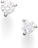 Women's Nordstrom 0.25Ct Tw Cubic Zirconia Stud Earrings