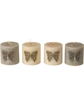 Wilco Home Votive Candle Butterfly Pin 69-3349