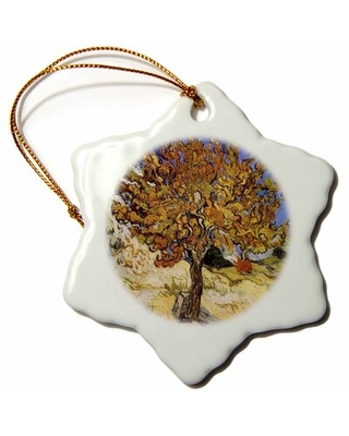 Mulberry Tree Holiday Shaped Ornament The Holiday Aisle®