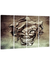 Shop Deals For Danger Fantasy Clown Joker Sketch Of Tattoo Over Dirty Premium Single Shower Curtain Gear New