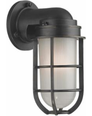 Hudson Valley Lighting Carson 5 Inch Wall Sconce - 240-OB