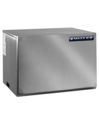 """MIM452 30"""" Modular Ice Maker with up to 450 lb Daily Ice Production Stainless Steel Exterior Air-Cooled Condenser and Easy to Use Automatic"""
