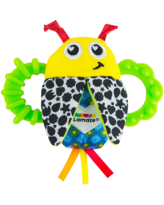 Lamaze Bitty Bite Bug Rattle - Baby Toys & Gifts for Babies - Fat Brain Toys