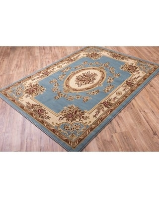 Well-woven Formal Area Rug - 5'3 x 7'3 - 5'3 x 7'3