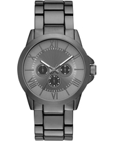 Men's Roman Braclet Watch - Goodfellow & Co Gunmetal