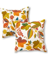 Outdoor Accent Pillow Set - Esprit - Greendale Home Fashions, Multi-Colored