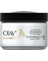 Olay Total Effects Night Firming Facial Moisturizer Treatment - 1.7 Fl. oz.