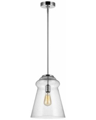 Generation Lighting Feiss Loras 11 Inch Mini Pendant - P1459CH