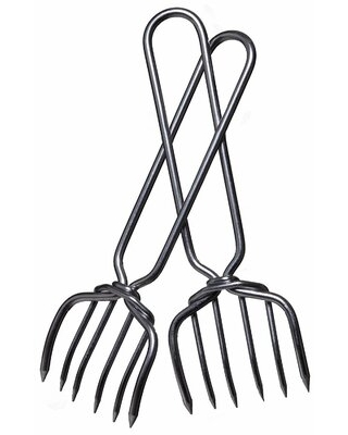 Grill Mark  Stainless Steel  Grill Tongs