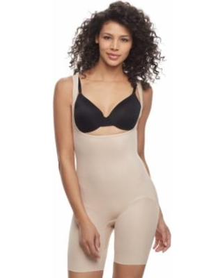 e0cdab5a669 Naomi & Nicole Comfortable Firm Thigh-Slimming Body Shaper 7071, Women's,  Size: