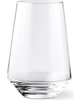 Schott Zwiesel Pure Stemless Cabernet Wine Glasses, Set of 6