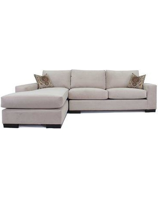 Darby Home Co Fordbridge Left Hand Facing Sectional X111437716