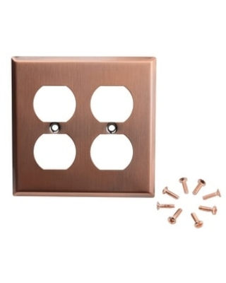 Wall Switch Plate Cover, UL Listed (77722)